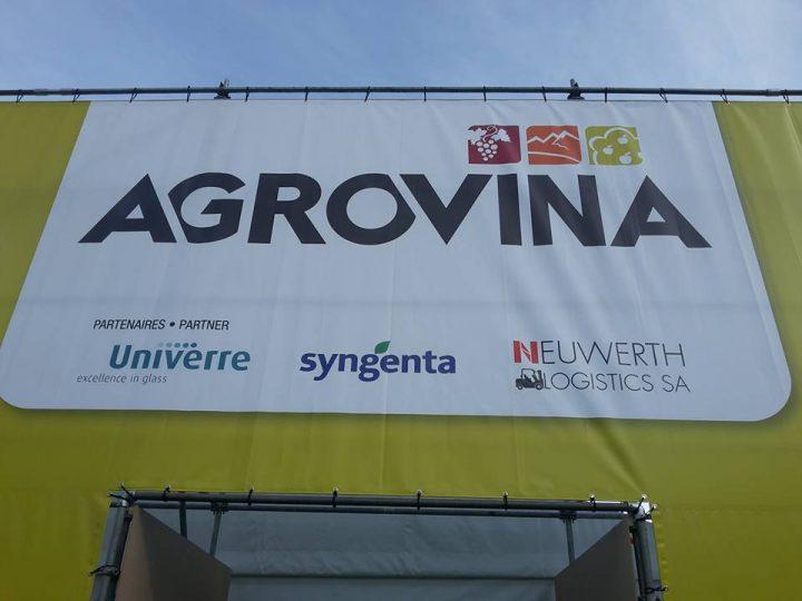Agrovina 2016: Termofasce Elettriche EH-POWERBELT